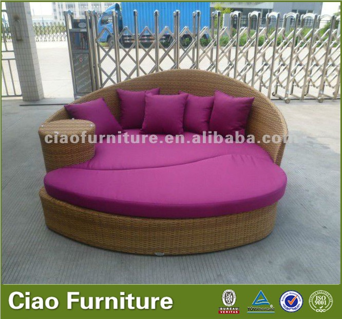 Rattan Sofa Bed, Rattan Sofa Bed Suppliers and Manufacturers at ...