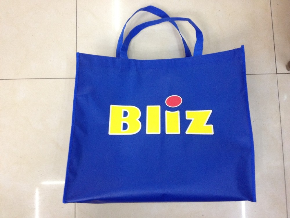 Cheap reusable custom made shopping bag