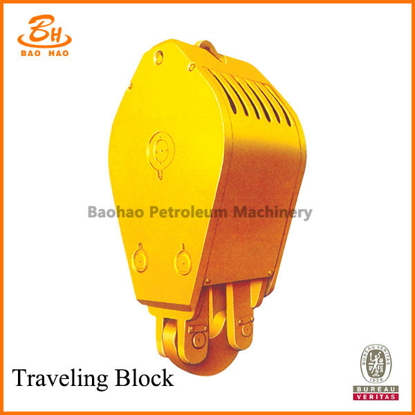 YC450 YC 225 Traveling Block Used in Oil Drilling Rig Equipment