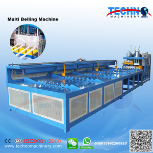 Economic and Efficient double pipe automatic belling expanding machine with High Quality