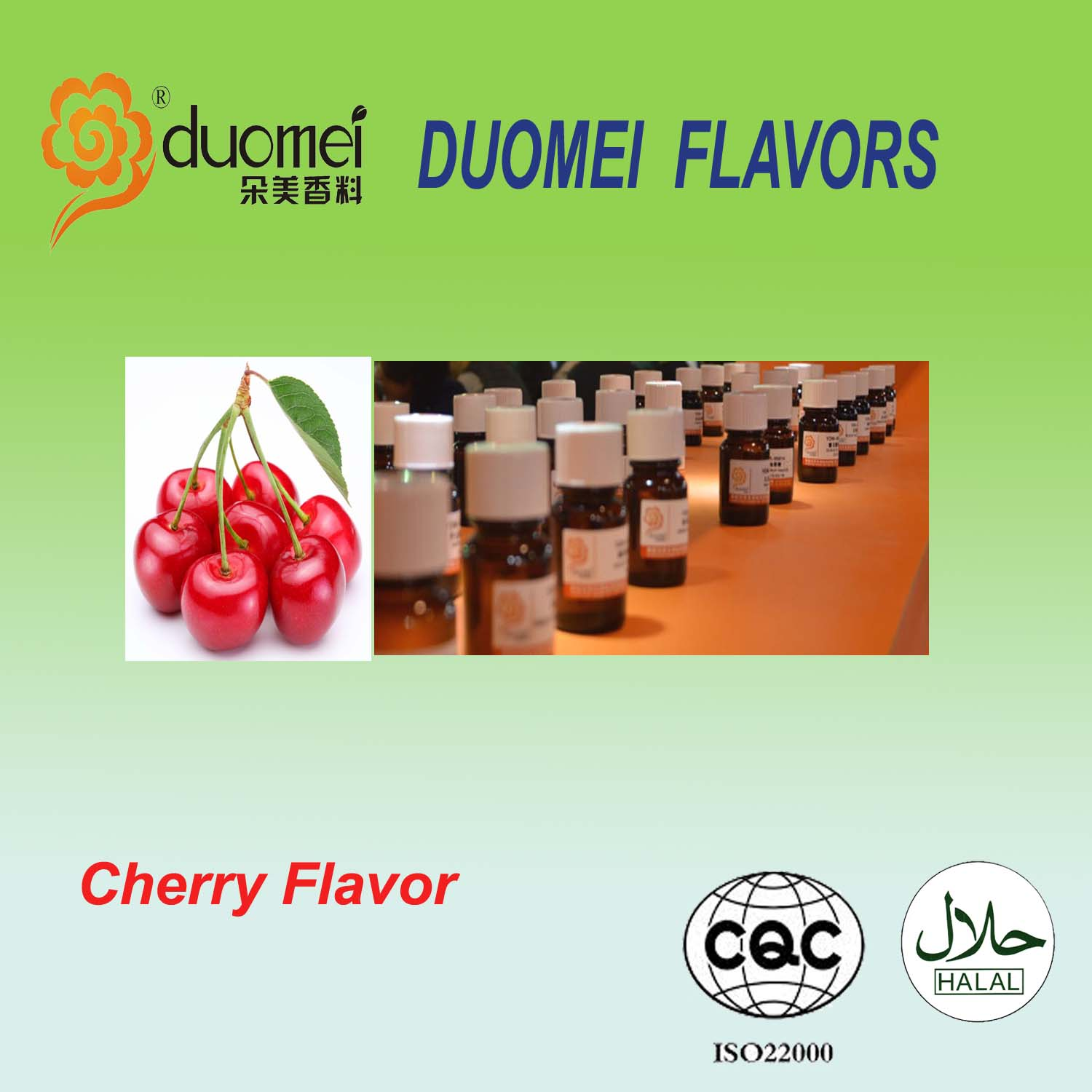 DM-21313 Pure and Nature Cherry Fruit flavoured instant drink