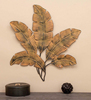 "New Metal Palm Wall Decor, 35""W x 34""H"