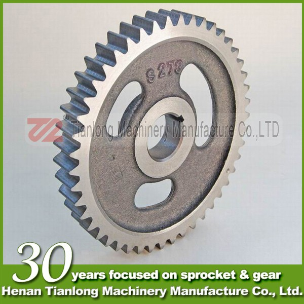 Sale of silent chain timing gear models