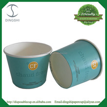 Gelato Paper Cup Ice Cream Paper Bowl Ice Cream Tub