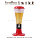 Hot Sale Beer Tower LED Beer Tower 3L Beer Tower with ice tube cooler
