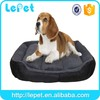 Manufacturer wholesale removable cover and cushion soft washable dog bed