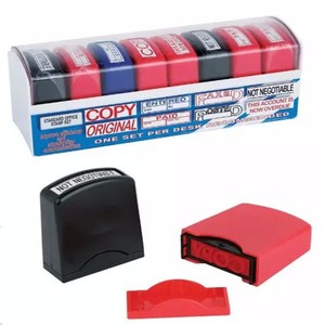 Custom self inking rubber stamp handles making machine with different colors