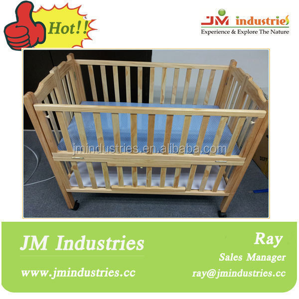 Wholesale Foldable Baby Crib Baby Cot