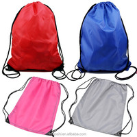biodegradable drawstring clear plastic bag