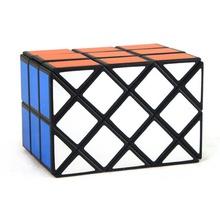 DianSheng Ancient 3x3x3 Irregular Magic Cube Speed Puzzle Cubes w W