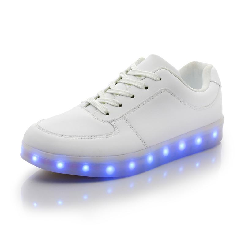 Led White Shoes Amazon