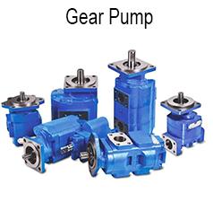 Parker Commerciale C101 C102 olio idraulico della pompa