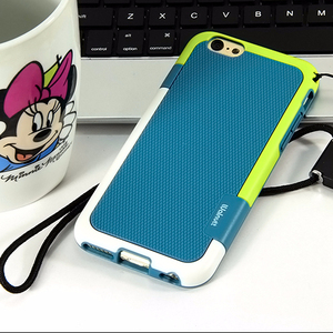 Coloful TPU Case Phone Cover Cell Phone Case with strap