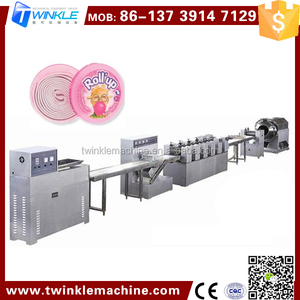 TKT-199 Roller Cutter Chewing Gum Manufacture Machine