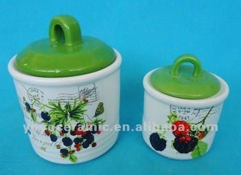 colorful kitchen canister set buy colorful kitchen tuscany colorful hand painted fleur de lis canisters set