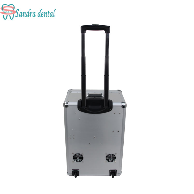 Factory direct sale foldable portable dental chair for wholesale