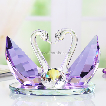 Crystal swan birthday gift wholesale wedding furnishing articles crystal swan birthday gift wholesale wedding furnishing articles negle Image collections