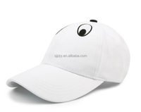 alibaba best sellers embroidery plain hats for men