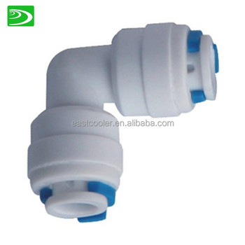 Plastic l type water quick fittings buy plastic l type for Types of plastic water pipe