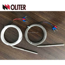 wires thin film resistor converting rtd industrial thermocouple pt100 temperature sensor