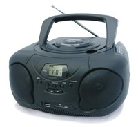 MP3 CD USB SD boombox