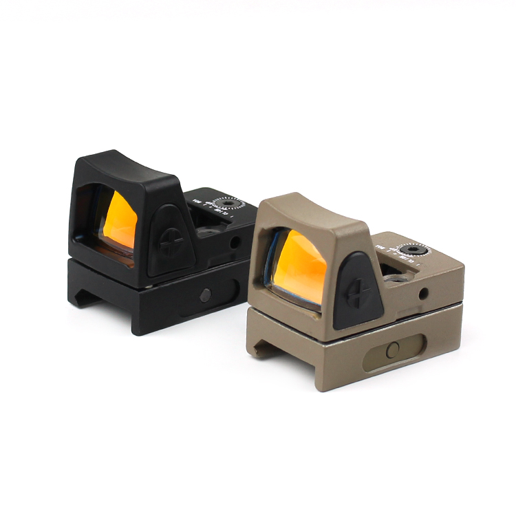 RMR Red Dot Sight Reflex con la guida di Picatinny Mount Red Dot Sight