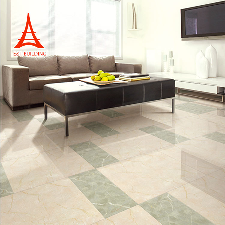 Polished Ceramic Floor Tiles