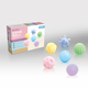 Educational Soft Plastic Baby Sticky Grab Toys Squeeze Stress Ball
