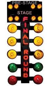 The Edge 260013 Drag Racing Christmas Tree Neon Sign - Buy Light ...
