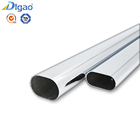 Guangdong steel round pipe warehouse spot square iron pipe merchant wardrobe hanging tube
