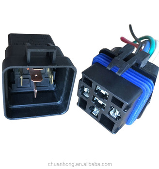 Astounding 12 Volt 40 30 Amp Spdt Waterproof Relay Switch Harness Pigtail Buy Wiring 101 Photwellnesstrialsorg
