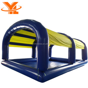 Outdoor Above Ground Water Pool, Inflatable Adult Swimming Pool