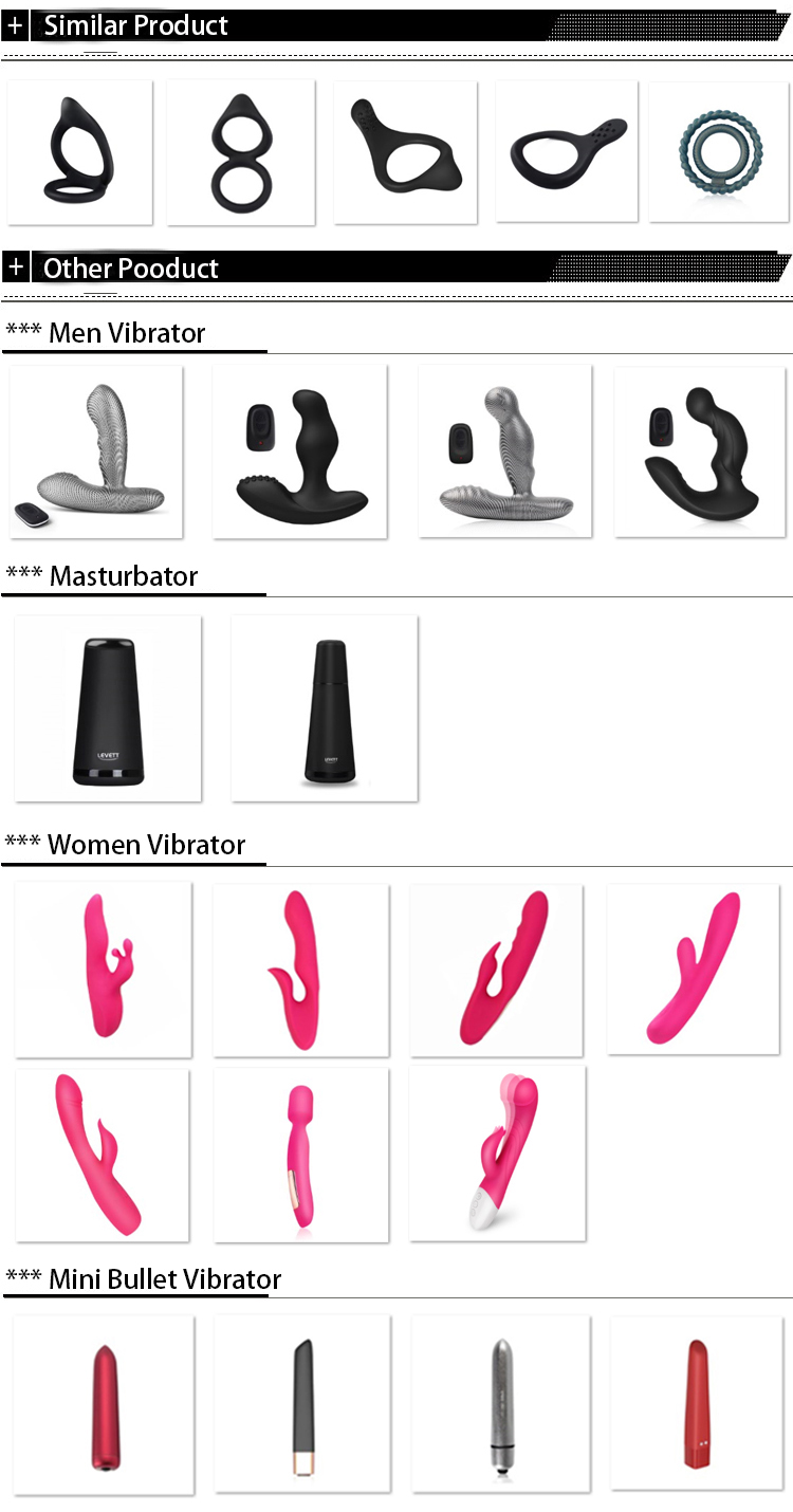 Wholesale Factory Price High Quality White Silicone Gay Ass Sex Toy Time Delay Cock Ring Penis Rings For Man Male