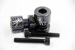 Swingarm Spools For Suzuki Gsx-R 600 750 Rf600 R Sv1000 S Sv650S Tl1000S Carbon