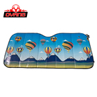 Hot sell good quality auto car vehicle visor sunshade