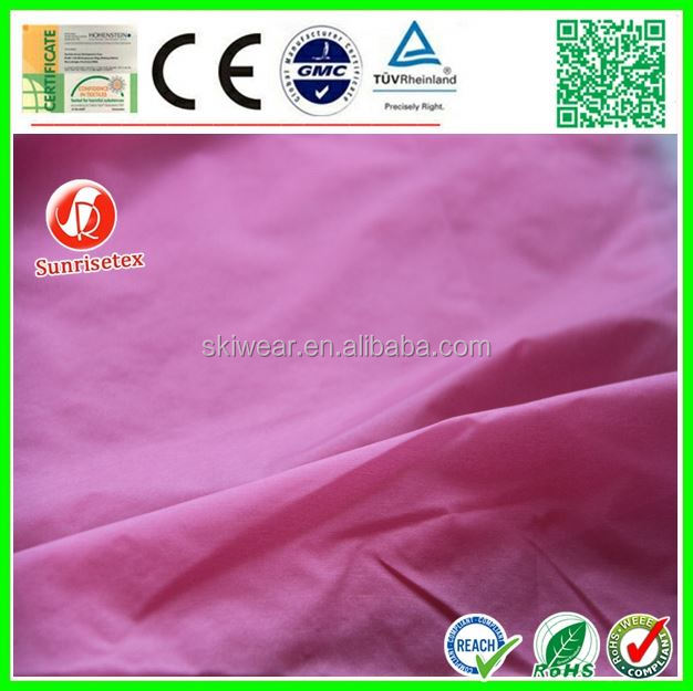 wholesale kinds of bleaching resistance fabric for shirt in China