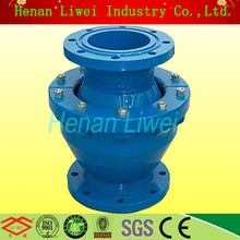 LIWEI QFI ball loosing dresser flange type coupling expansion joint