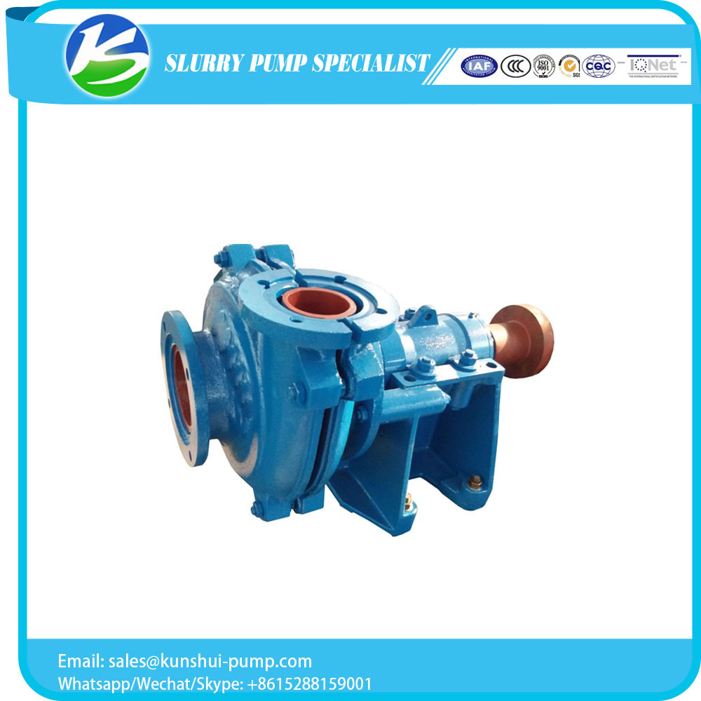 Eco-Friendly oil refinery chemicals dry sand pump of China National Standard