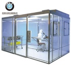 Modular Factory partition iso 7 8 9 panel Dust Free portable Clean Room