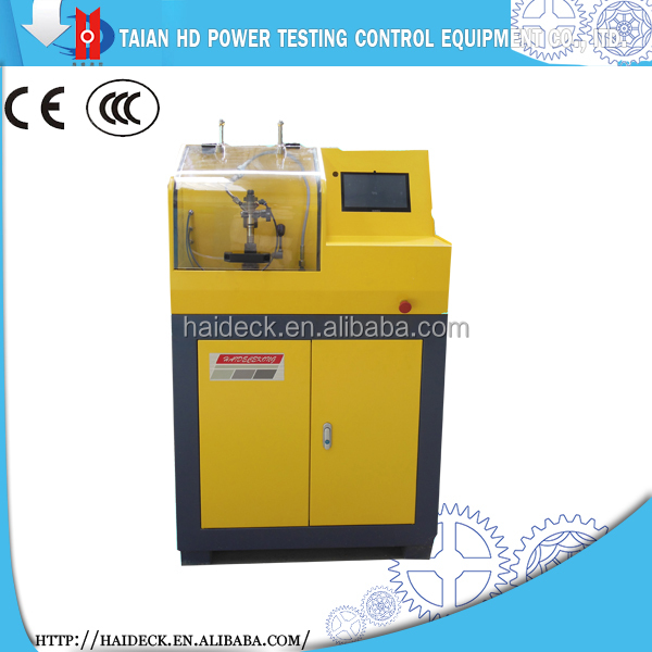 CRI200DA High Quality common rail diesel injector test bench/launch cnc602a fuel injector cleaner tester