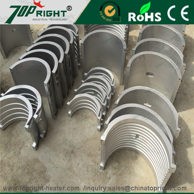 Topright-made Home Die Casted Aluminum Radiator cast-in Heater