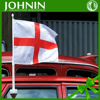 Europe Cup Football 100% Polyester England Car Flag