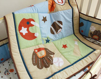 patchwork baby comforter with New European Style