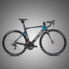Trade assurance order Complete twitter Aero racing full T1000 road bike carbon 105 disc