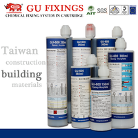 Chemical anchor bolt foundation bolt fixing chemical heavy duty safety anchor based adhesive system