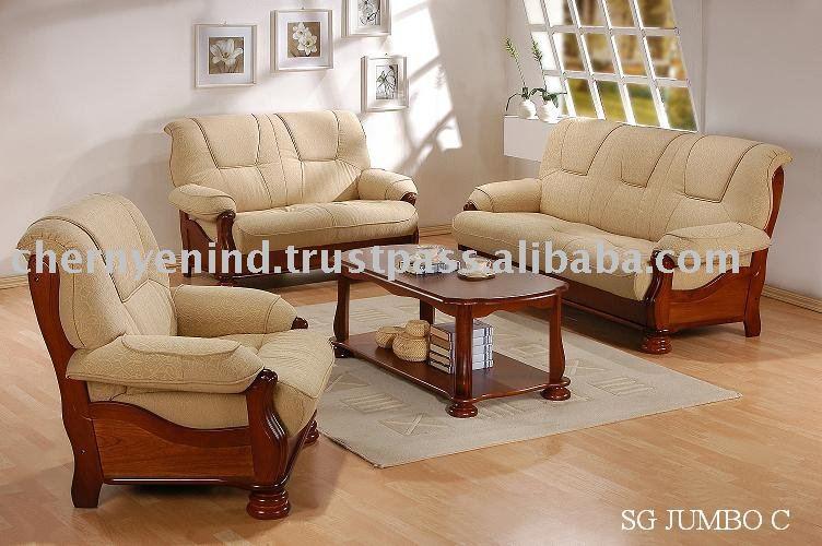 Wooden Sofa Sg Jumbo C