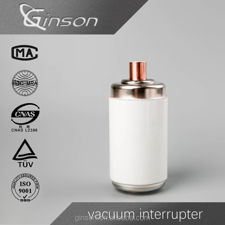 12 kv vaccum outdoor/indoor ceramic switch tube interrupters GF-12/1250-25