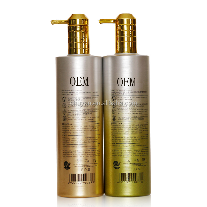 OEM/ODM Wholesale Nature hair shampoo nourishing hair care for smooth hair