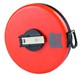 China tape measure factory ruler engineer measuring folding centering tape measure with belt clip