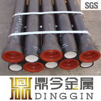 ductile iron pipe class k7 galvanised iron pipe class c